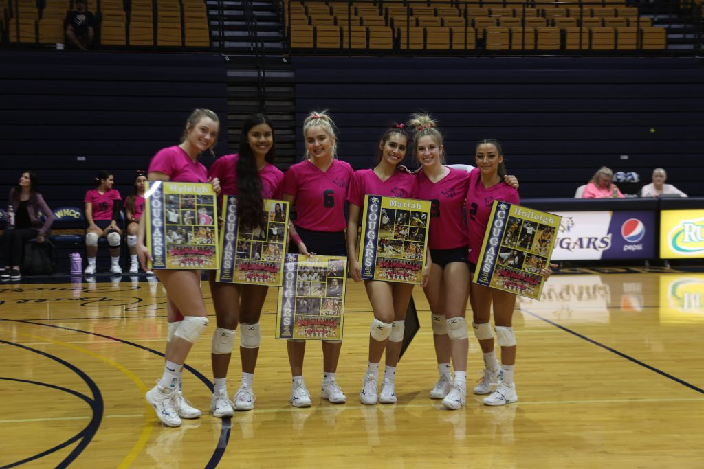 WNCC races past Lamar on sophomore recognition night