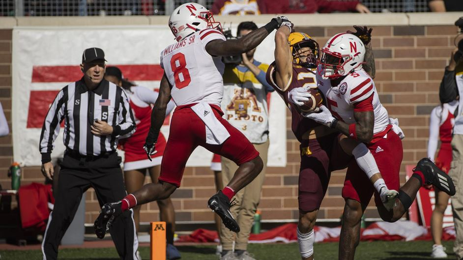 Huskers come up short at Minnesota