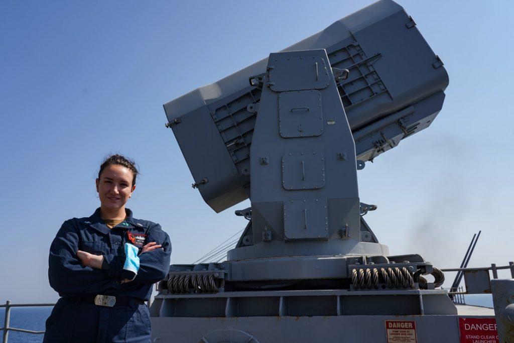 Scottsbluff Native Serves Aboard USS Pearl Harbor