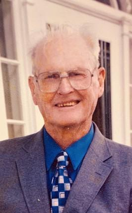 Donald Harrison Fitts, 97, Scottsbluff