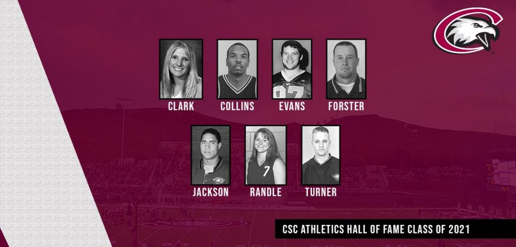Seven to enter CSC Athletics Hall of Fame