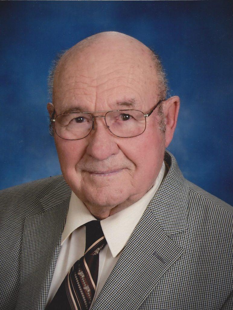 Walter Edward Helser, 94