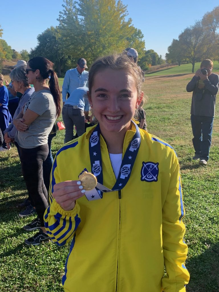 State Cross Country results: Gering's Seiler wins again