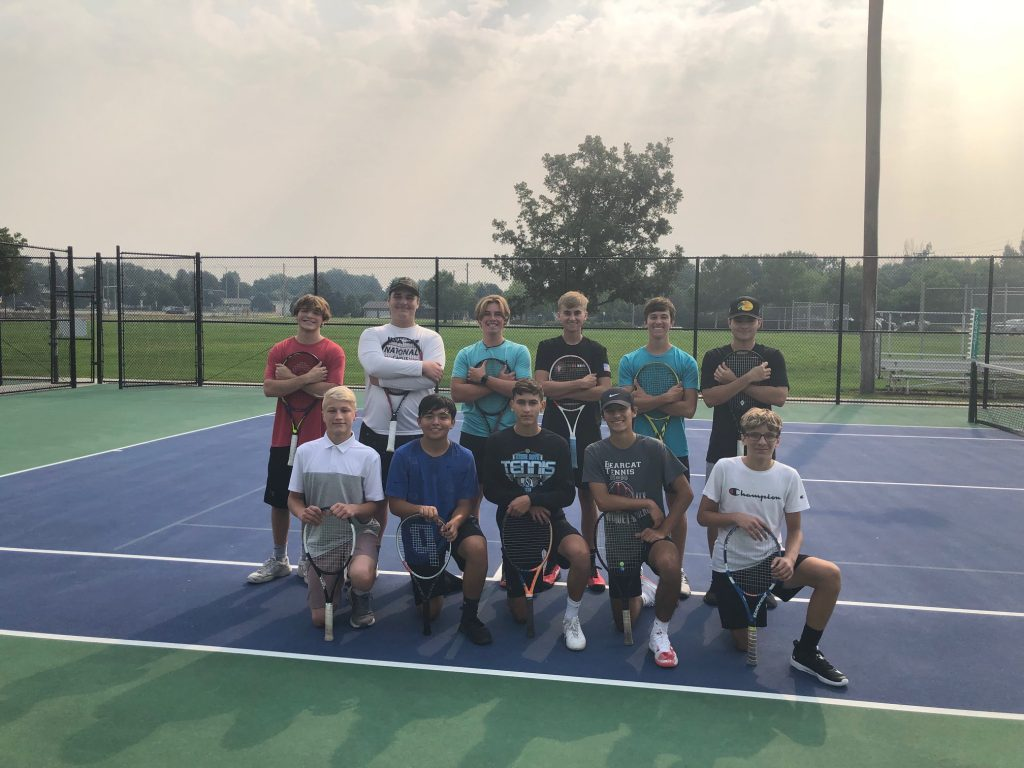 Boys State Tennis results