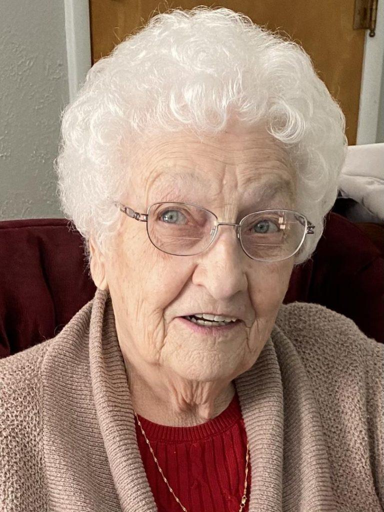 Virginia Rae Lenhart, 91, Scottsbluff