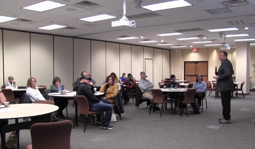 Manufacturing Day Program Held at Harms Center Wednesday