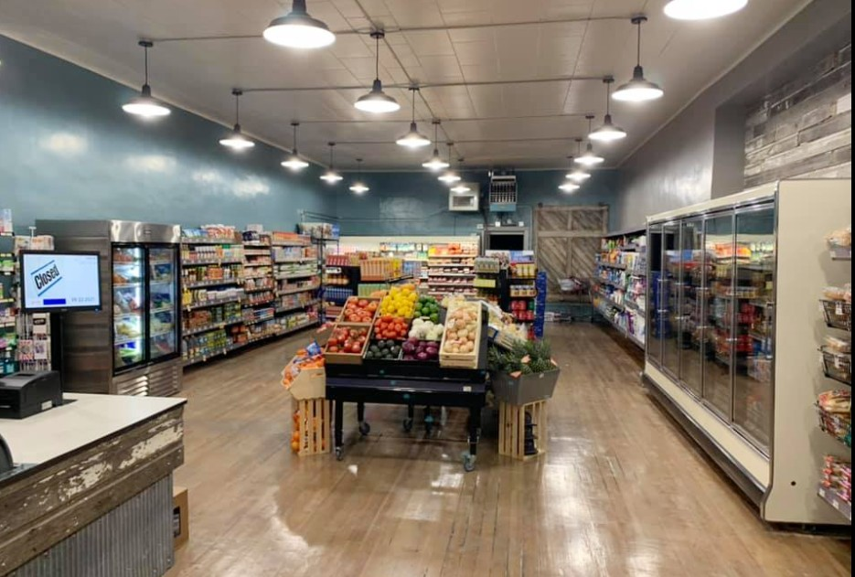 USDA grant helps cooperative update grocery store