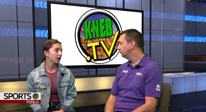 KNEB.TV Sports: Rick Marez & Maddie Seiler