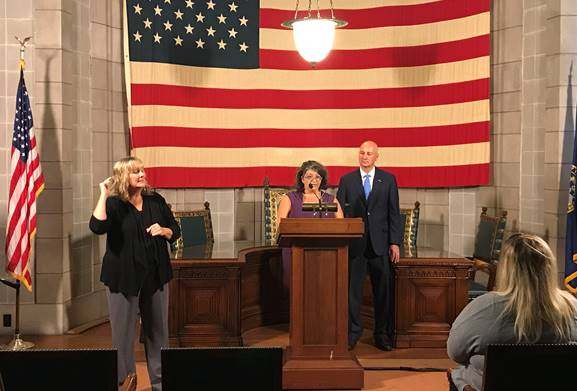 Gov. Ricketts Highlights Success of the State's Innovative SNAP Next Step Reemployment Program