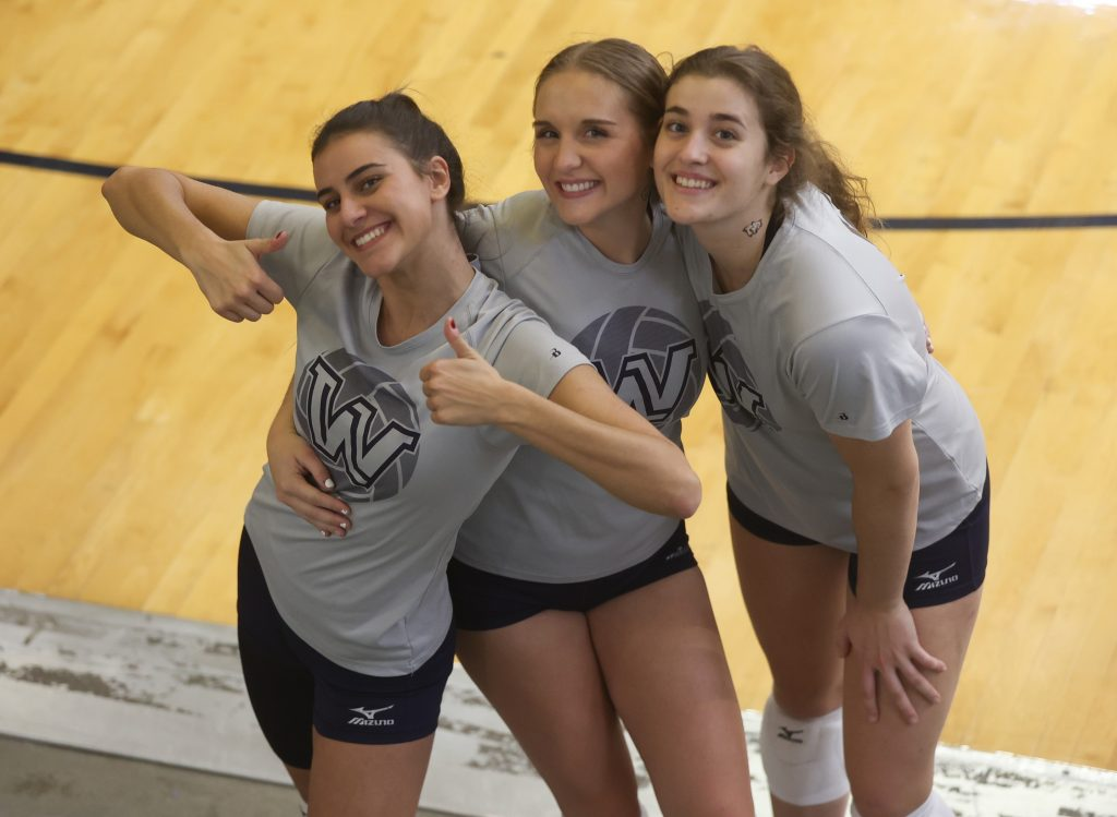 WNCC volleyball tops Trinidad for 20thwin of season
