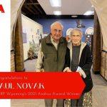 Torrington's Novak Honored As AARP Wyoming's Andrus Award Winner