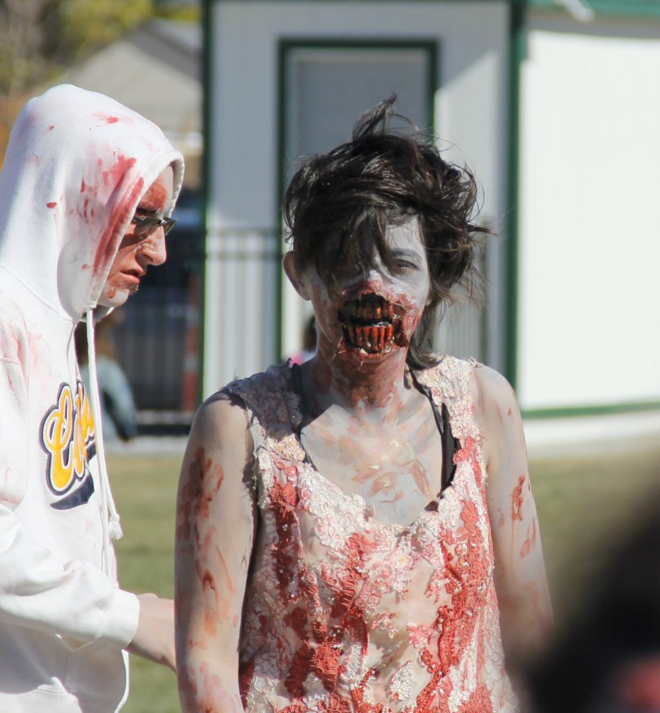 Zombies, bands, and more Saturday in downtown Scottsbluff