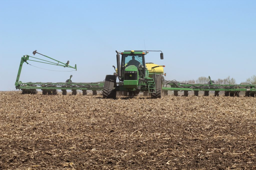 Early Planting Is Possible as Soils Continue to Warm