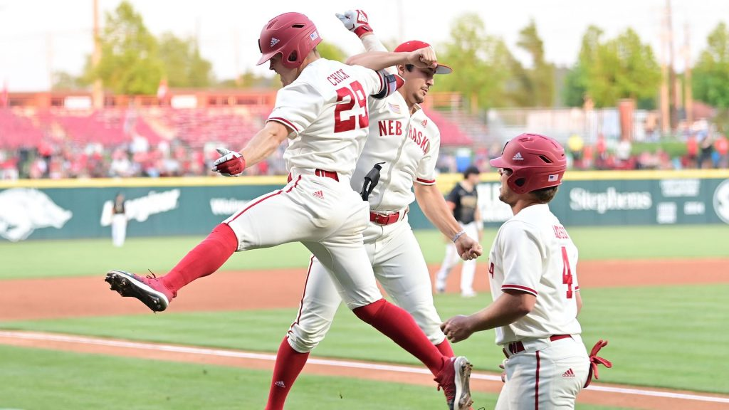 Five Huskers Earn All-Tournament Honors at Fayetteville Regional