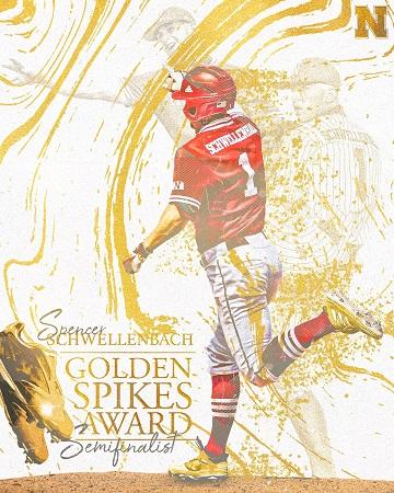 Schwellenbach Named Golden Spikes Semifinalist