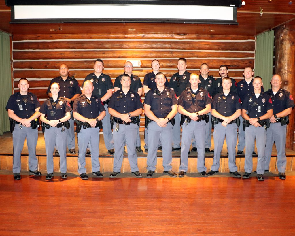 27 Troopers Honored for Drunk Driving Enforcement, Prevention