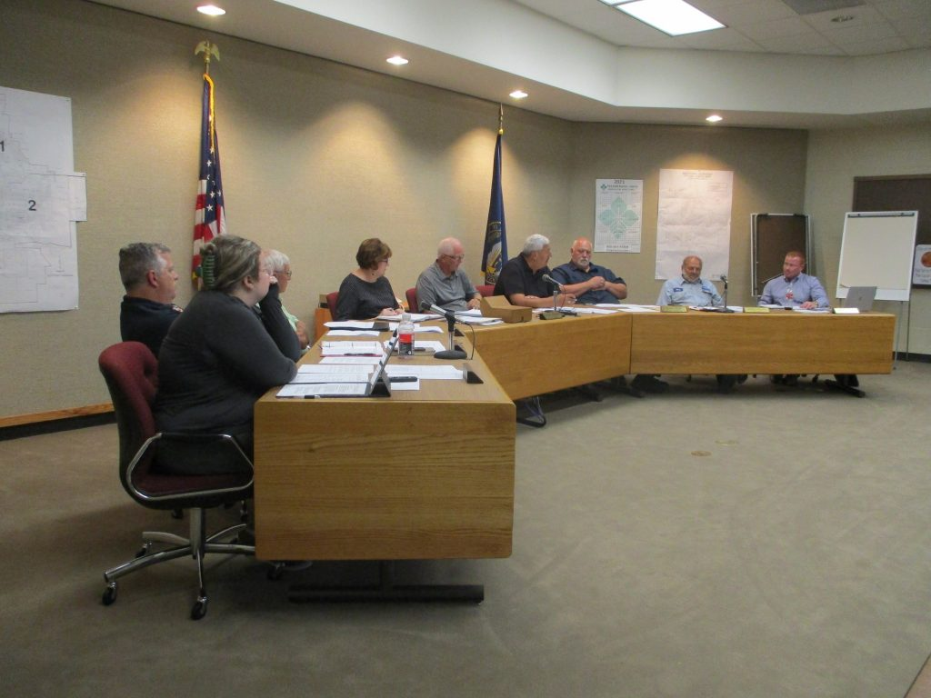 West Point City Council hears Levee Project Review, approves new truck for Fire Department