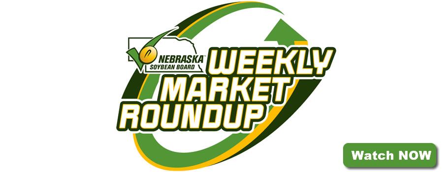 Nebraska Soybean Board Weekly Market Update slider