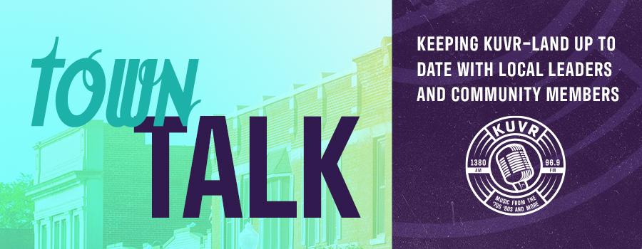 KUVR's Town Talk