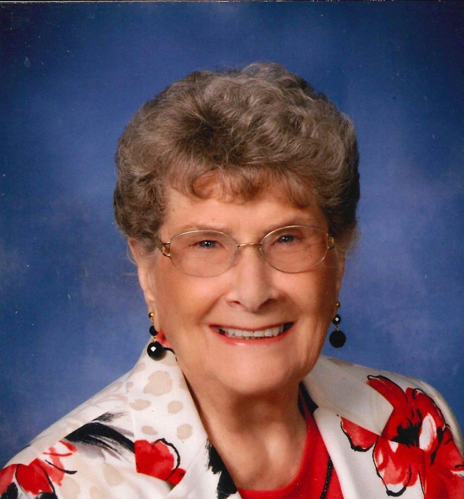 Eleanor Lois (Hollenbeck) Thomsen, 93 , of Holdrege