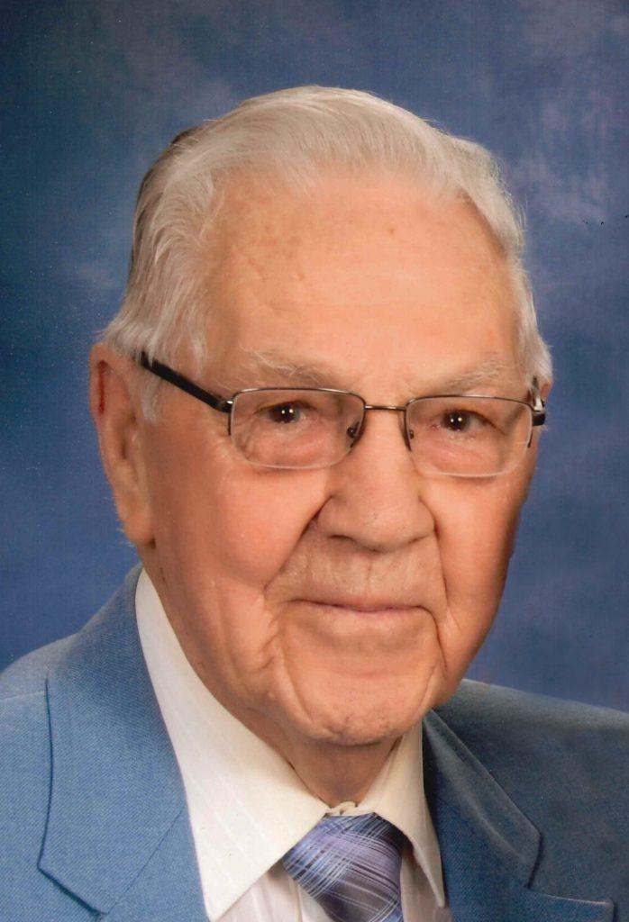 Darwin Johnson, age 88, of Holdrege