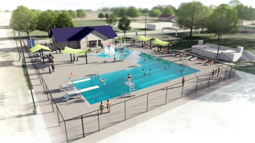 New Pool Coming to Bertrand Community by 2022