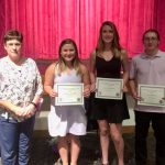 Holdrege Optimist Club Announces Scholarship Winners