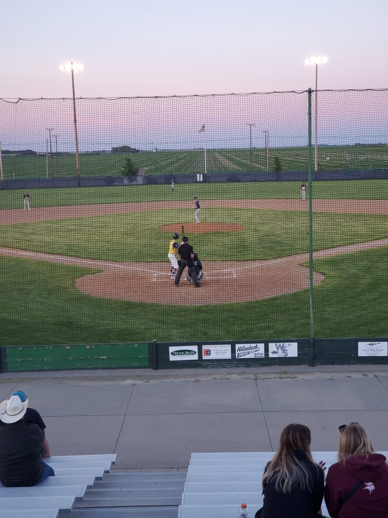 Holdrege Seniors Fall to Gothenburg at BD Field