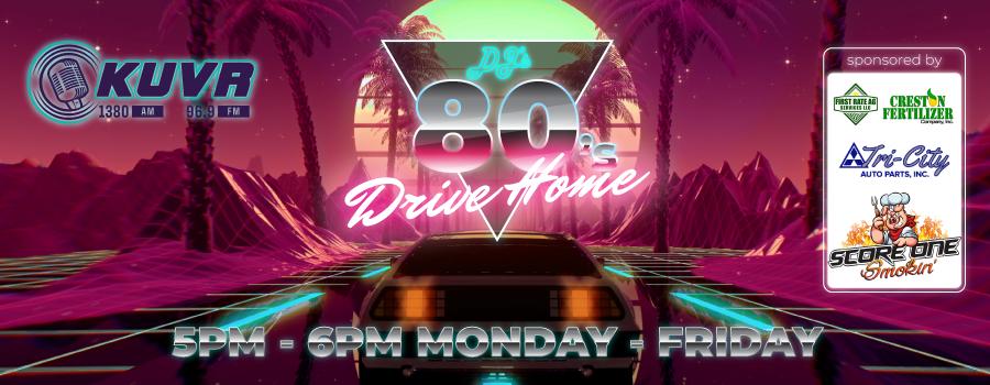 80s Drive Home