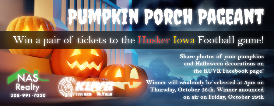 Pumpkin Porch Pageant
