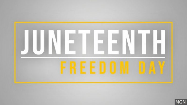 Juneteenth Holiday Observances Varying by State