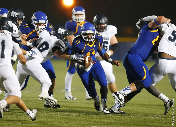 Lopers come up short to Washburn
