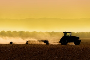 January Ag Equipment Sales Mixed