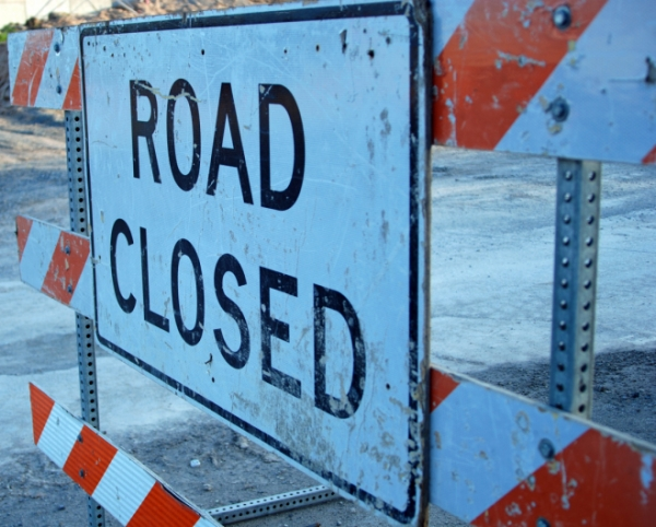 I-80 closed on the western edge of Nebraska