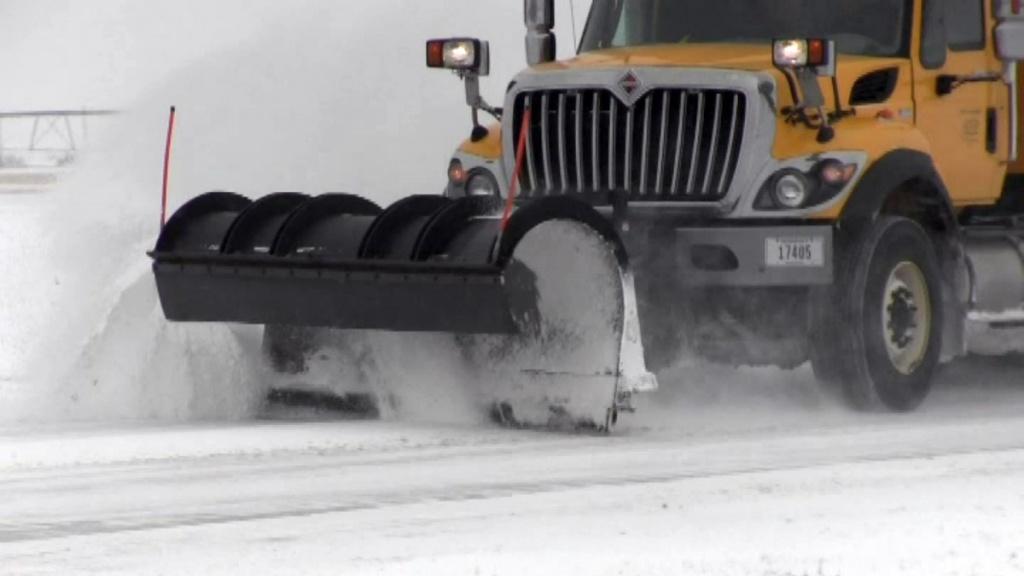 County Roads Urge Preparedness Before Storm