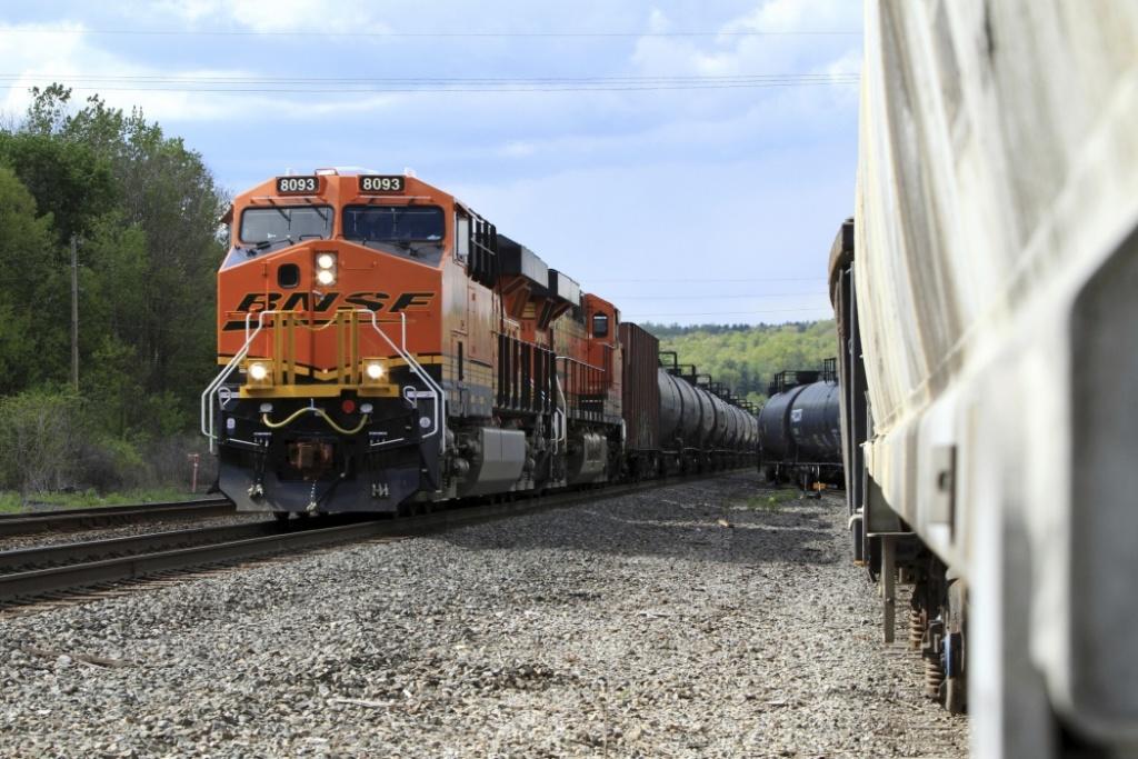 PSC dismissed complaint against Burlington Northern Santa Fe Railroad