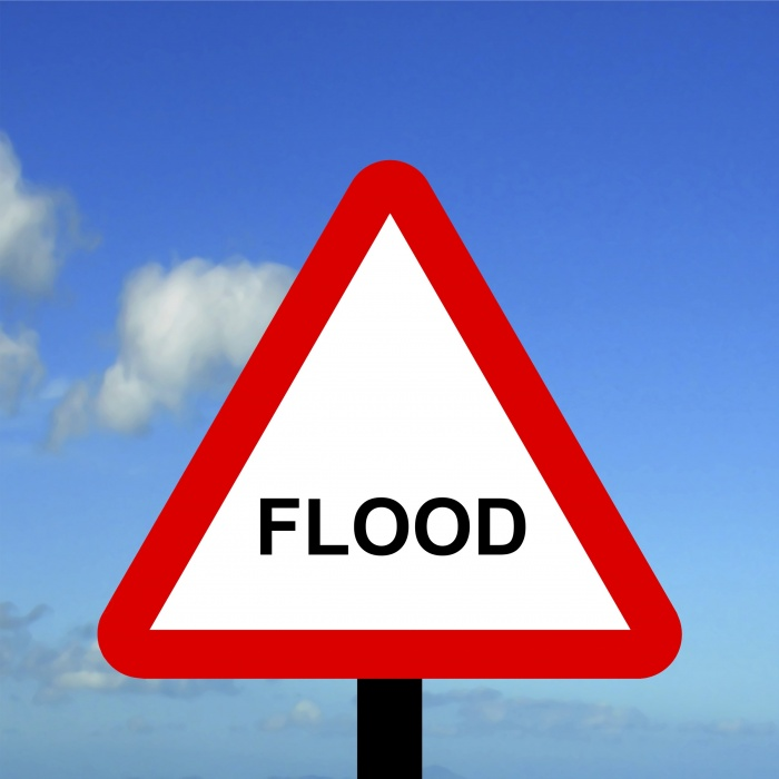 Southeast Sherman County flood advisory remains in effect