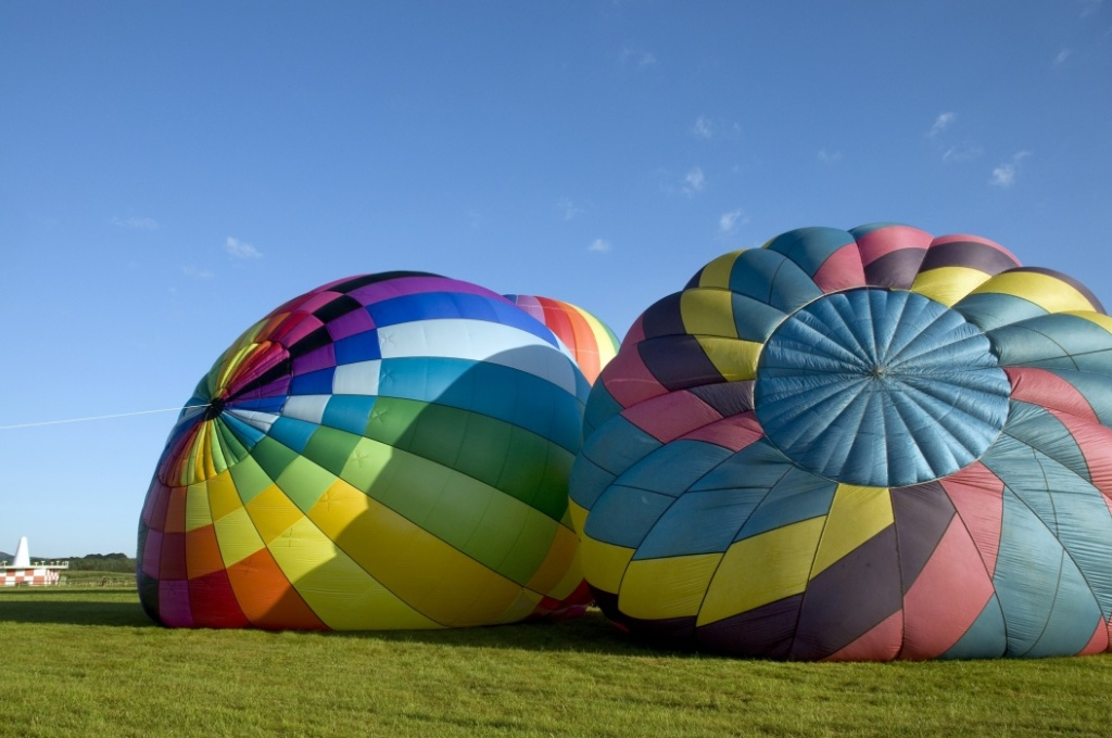 Volunteers, Vendors Needed for Balloon Fest and Nat'l Balloon Championships