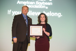 American Soybean Association Seeks Candidates for SOY Scholarship