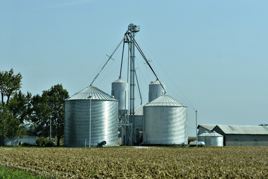 Study reveals propane grain drying popularity