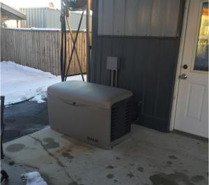 14 kw kohler generator resied