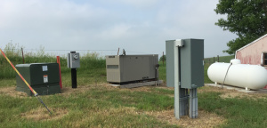 48 kw generator with 2 400 amp transfer switches resized