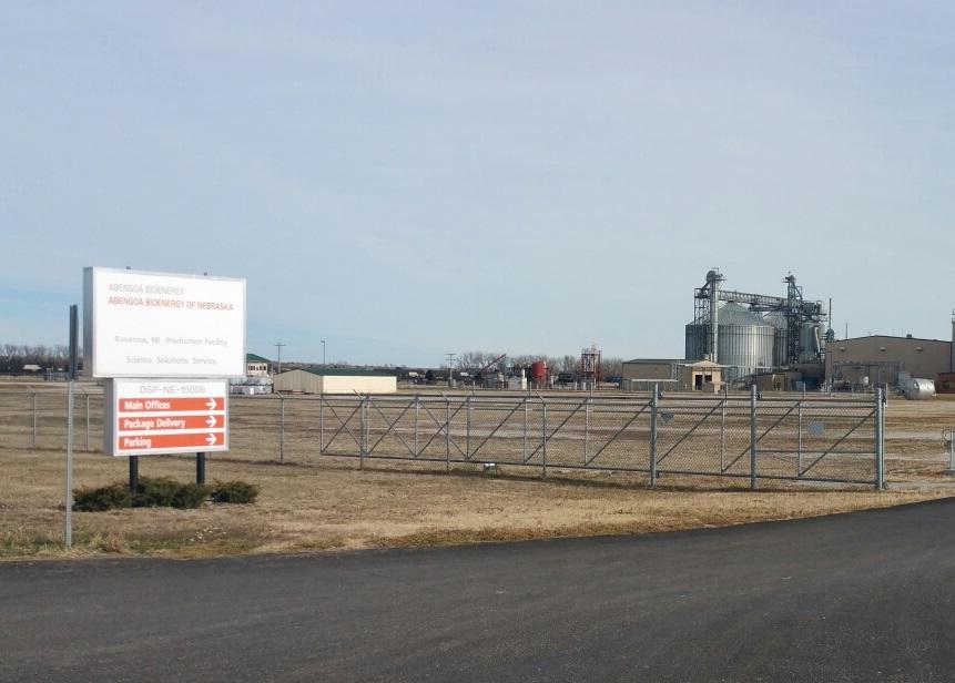 Abengoa's Two Nebraska Ethanol Plants Have Restarted