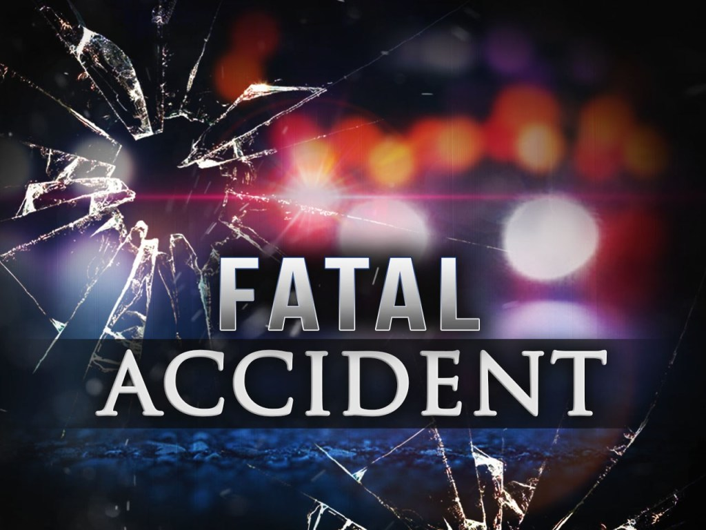 Fatal crash south of Kenesaw