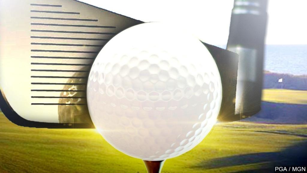 Blair Golf Invite Results