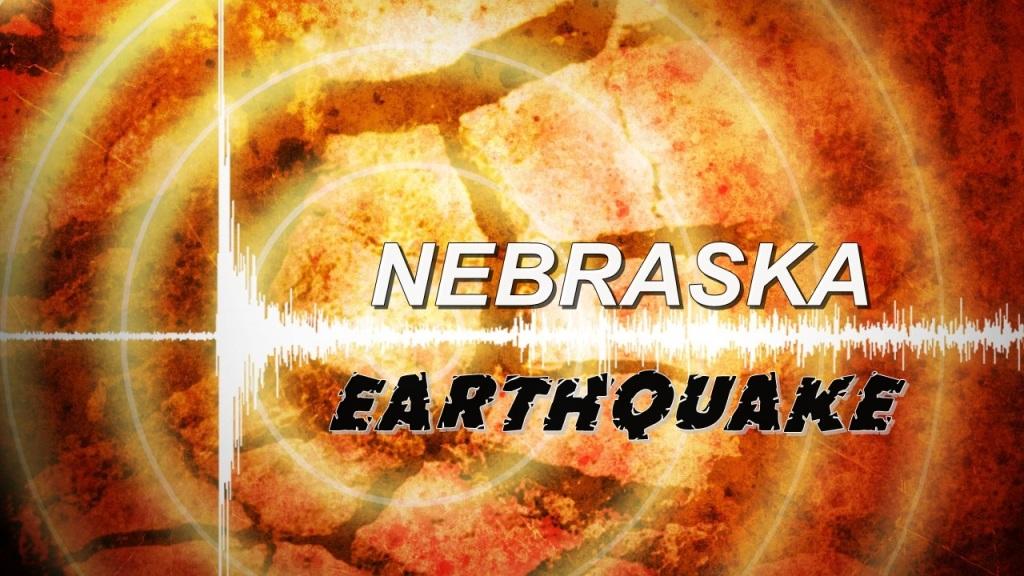 Minor Earthquake Reported in North Central Nebraska
