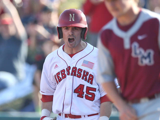 Huskers Pick Up Much Needed Win