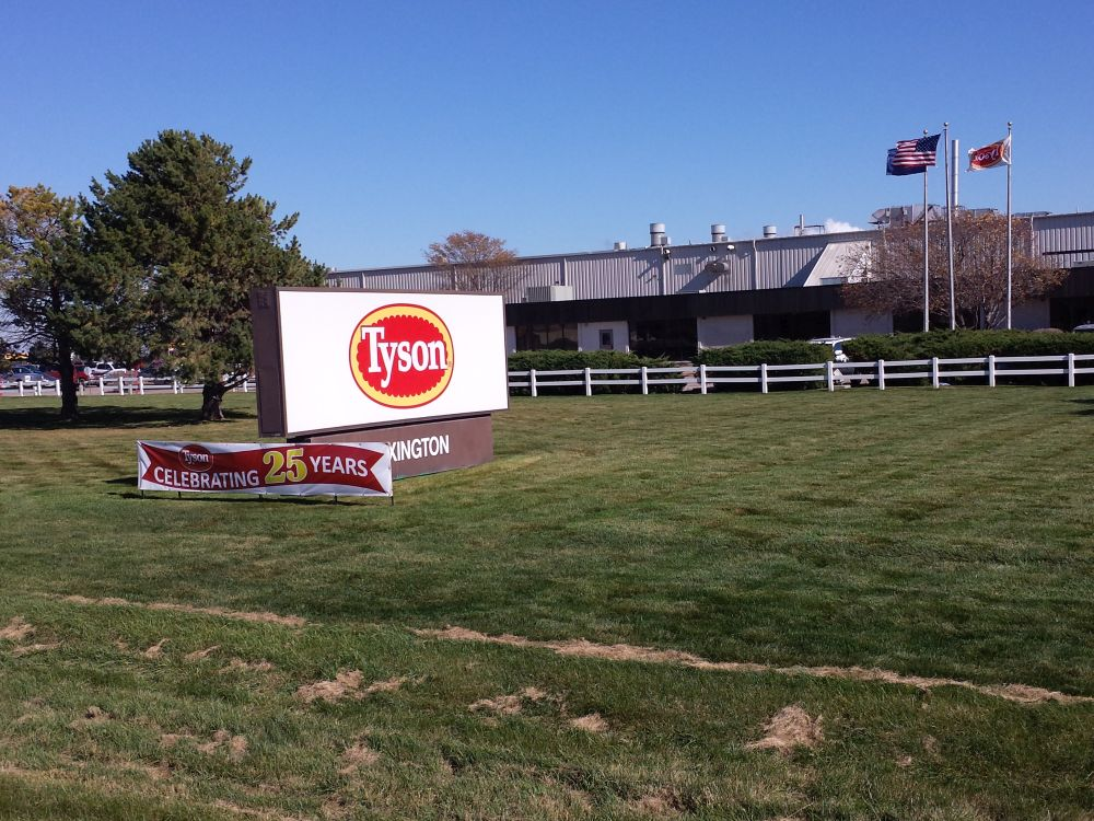 Tyson Foods to Pilot Health Clinic in Lexington for Plant Workers and Their Families.