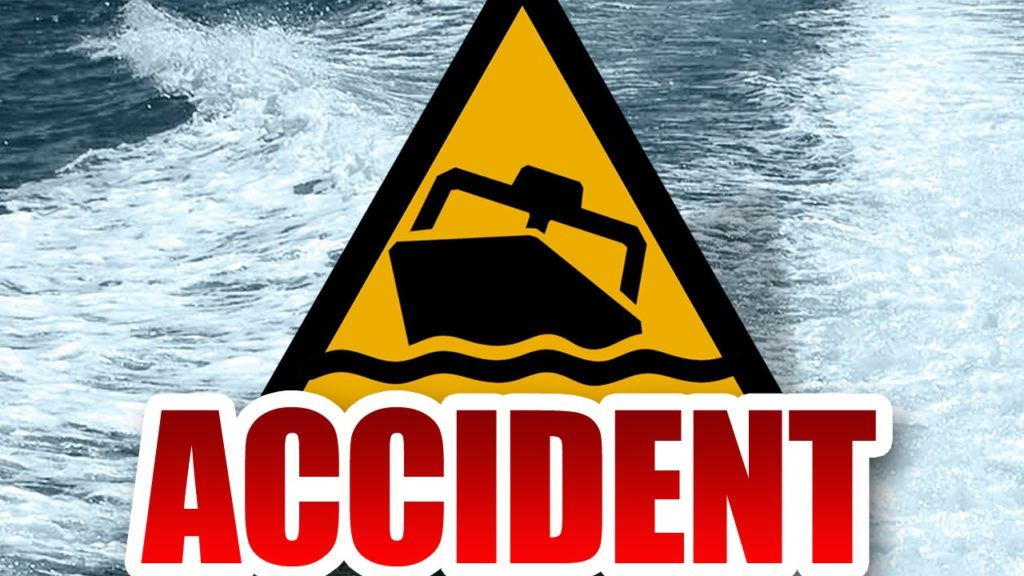 Capsized Boat-Body Found