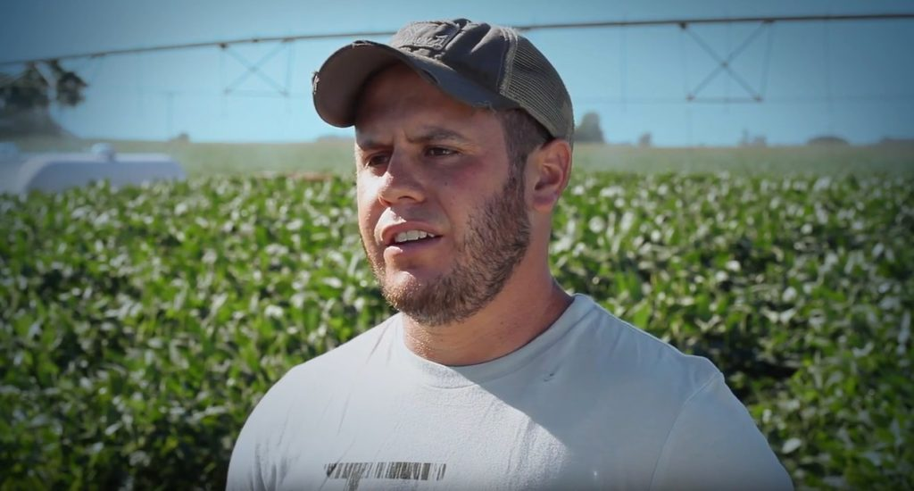 (VIDEO) New NSB Video Shows Farmers' Commitment to Water Conservation